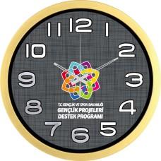 V30-534-ABMZ Plastik Duvar Saatleri