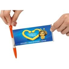0444-10-K Plastik Kalemler