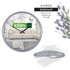 RAMSES - Plastik Duvar Saati